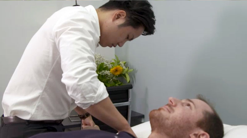 Leo-Shoulder-Pain-Brisbane-Spine-Clinic
